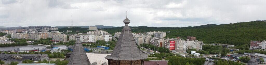 Свято-Троицкий Феодоритов Кольский мужской монастырь